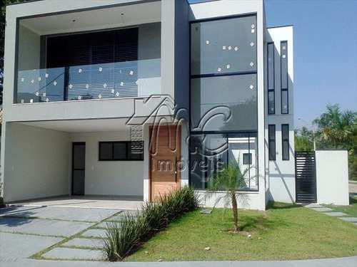 Sobrado de Condomínio, código SO0455 em Sorocaba, bairro Ibiti Royal Park