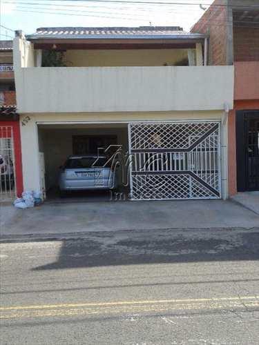 Sobrado, código SO0440 em Sorocaba, bairro Jardim Botucatu