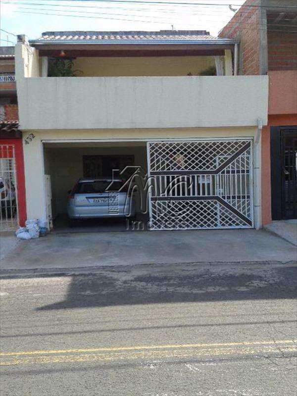 Sobrado em Sorocaba, no bairro Jardim Botucatu