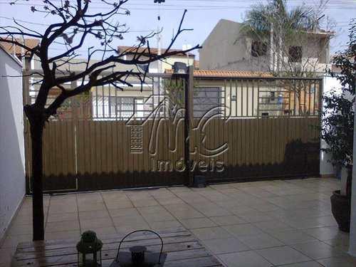 Casa, código CA0695 em Sorocaba, bairro Jardim Wanel Ville V