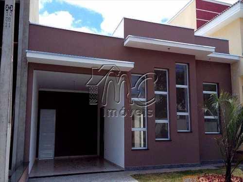 Casa, código CA0690 em Sorocaba, bairro Condomínio Golden Park Residence