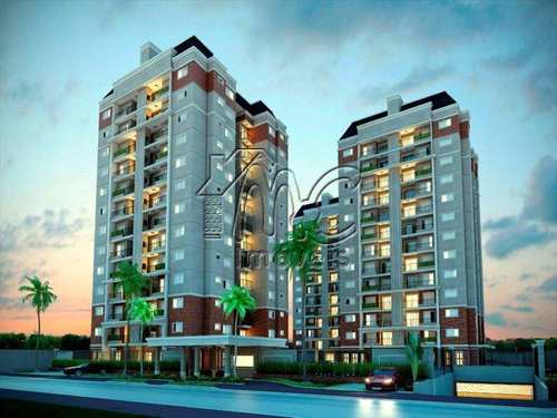 Apartamento, código AP0434 em Sorocaba, bairro Parque Campolim
