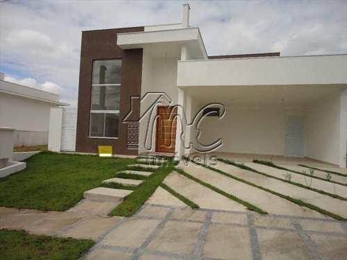 Casa, código CA0685 em Sorocaba, bairro Jardim do Paço