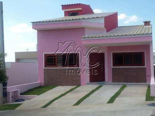 Casa de Condomínio, código CA0660 em Sorocaba, bairro Horto Florestal III