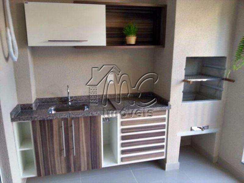 Apartamento em Sorocaba, no bairro Vila Santana