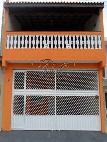 Sobrado, código SO0389 em Sorocaba, bairro Jardim Residencial Villa Amato