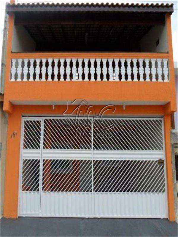 Sobrado em Sorocaba, no bairro Jardim Residencial Villa Amato