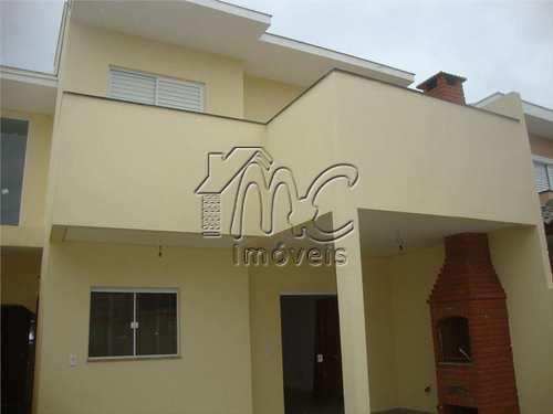 Sobrado de Condomínio, código SO0388 em Sorocaba, bairro Horto Florestal