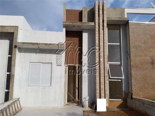 Casa de Condomínio, código CA0600 em Sorocaba, bairro Horto Florestal