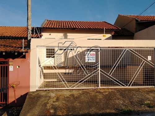 Casa, código CA0528 em Sorocaba, bairro Jardim Wanel Ville V