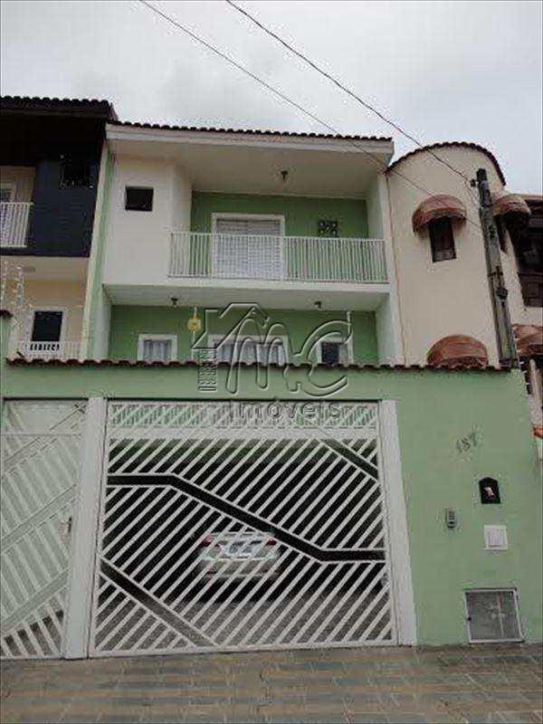Sobrado em Sorocaba, no bairro Jardim Leocádia
