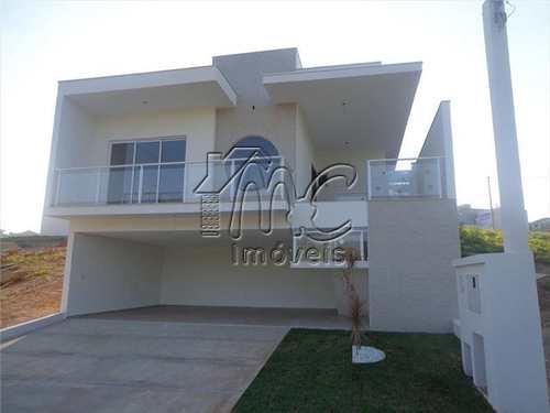 Casa, código SO0314 em Sorocaba, bairro Wanel Ville