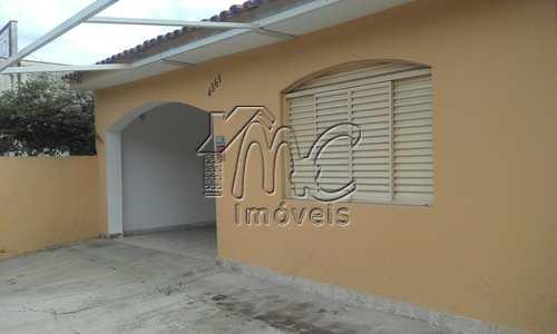 Casa, código CA0437 em Sorocaba, bairro Jardim Maria do Carmo