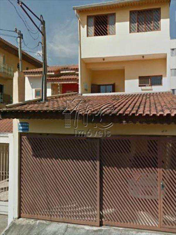 Sobrado em Sorocaba, no bairro Vila Olímpia