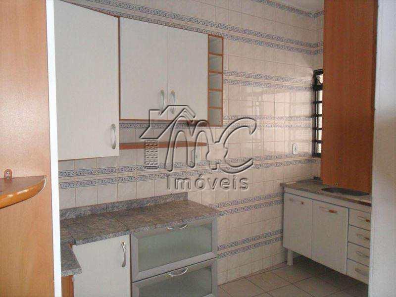 Apartamento em Sorocaba, bairro Jardim Ana Maria