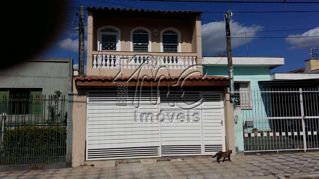 Sobrado em Sorocaba, no bairro Vila Santa Rita