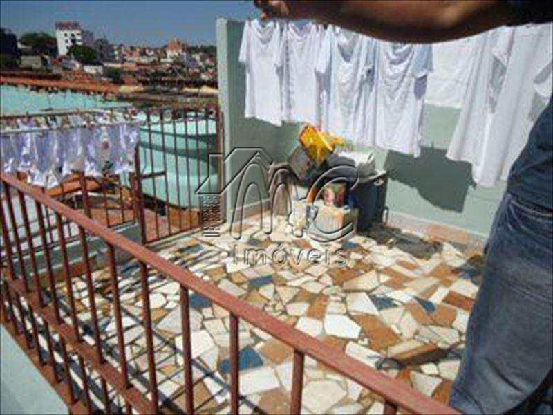 Sobrado em Sorocaba, bairro Vila São João
