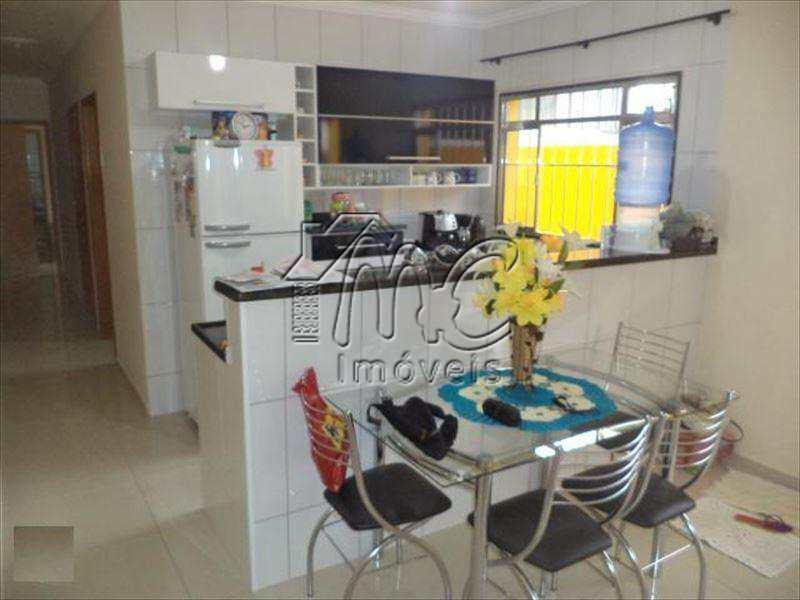 Casa em Sorocaba, no bairro Vila Nova Sorocaba