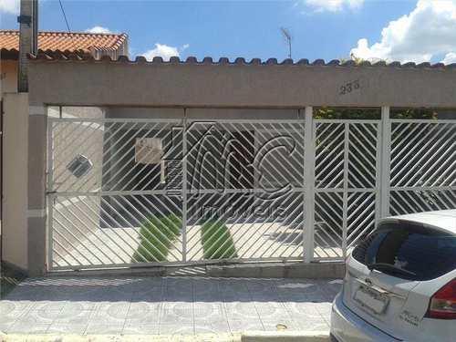 Casa, código CA0141 em Sorocaba, bairro Wanel Ville