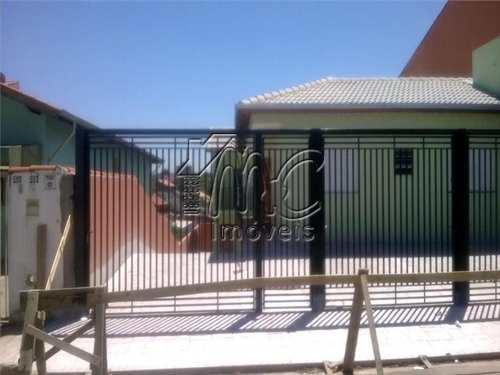 Casa, código CA0131 em Sorocaba, bairro Vila Barão