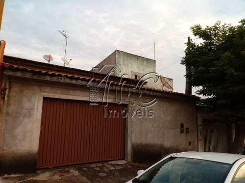 Casa, código CA7291 em Sorocaba, bairro Conjunto Habitacional Júlio de Mesquita Filho
