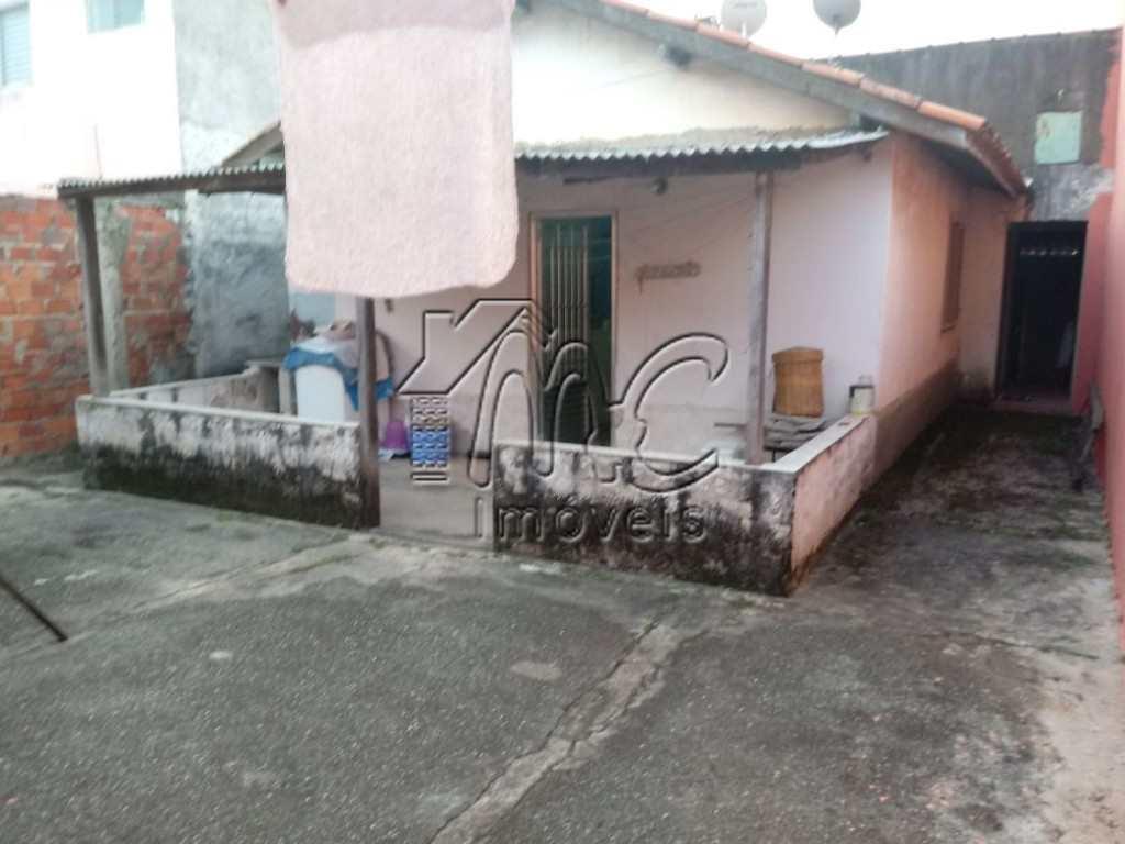 Casa em Sorocaba, no bairro Conjunto Habitacional Júlio de Mesquita Filho