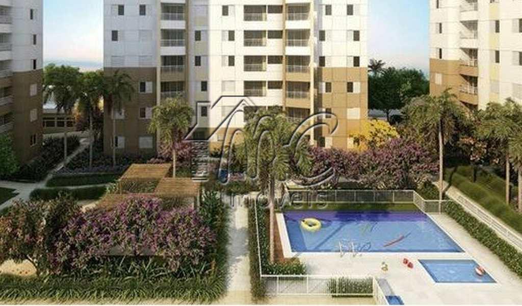 Apartamento em Sorocaba, bairro Vila Progresso