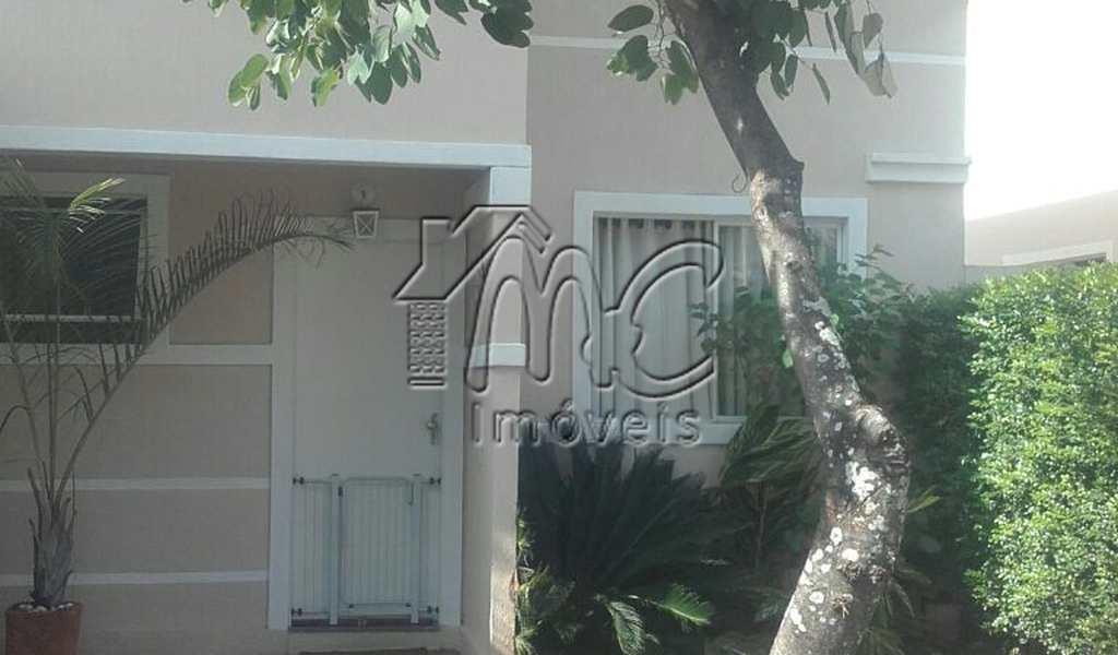 Sobrado de Condomínio em Sorocaba, bairro Jardim Simus