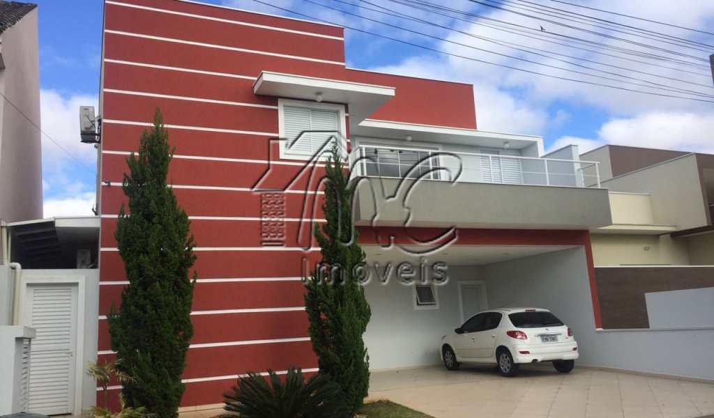 Sobrado em Sorocaba, bairro Jardim Residencial Villa Olympia