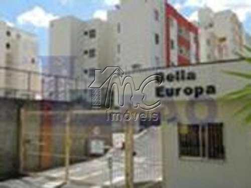 Apartamento, código AP7446 em Sorocaba, bairro Jardim Europa