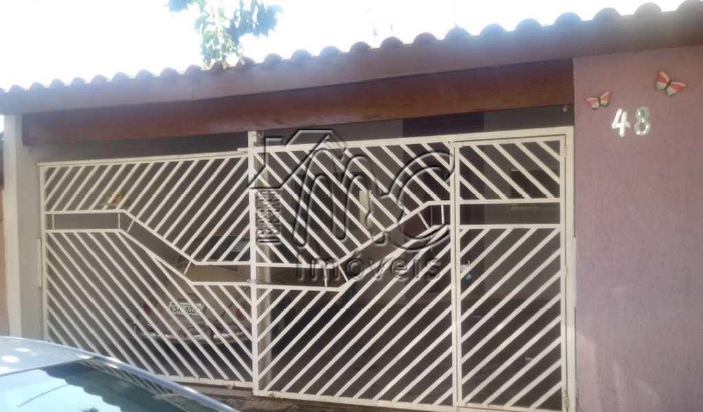 Casa em Sorocaba, bairro Wanel Ville