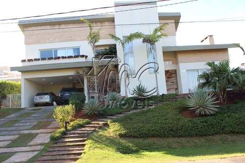 Sobrado de Condomínio, código SO7494 em Araçoiaba da Serra, bairro Centro