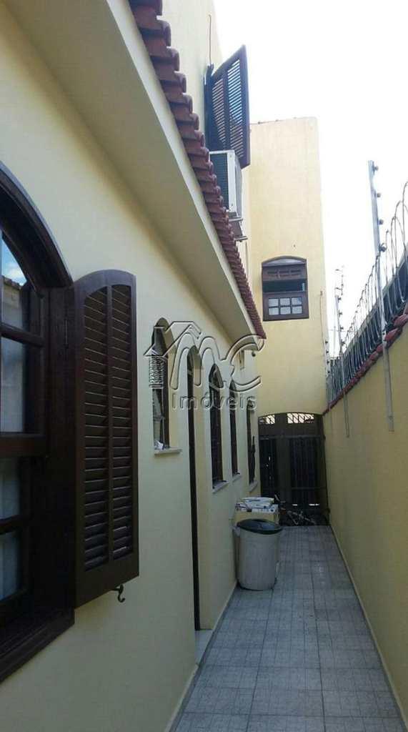 Sobrado em Sorocaba, bairro Vila Santana