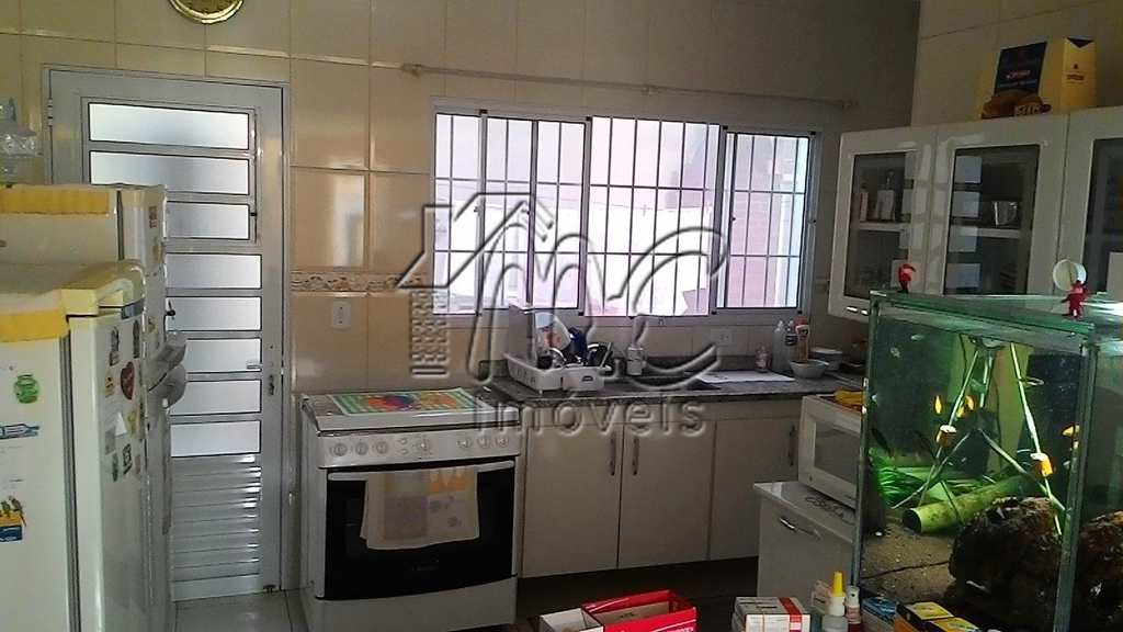 Sobrado em Sorocaba, bairro Jardim Residencial Villa Amato