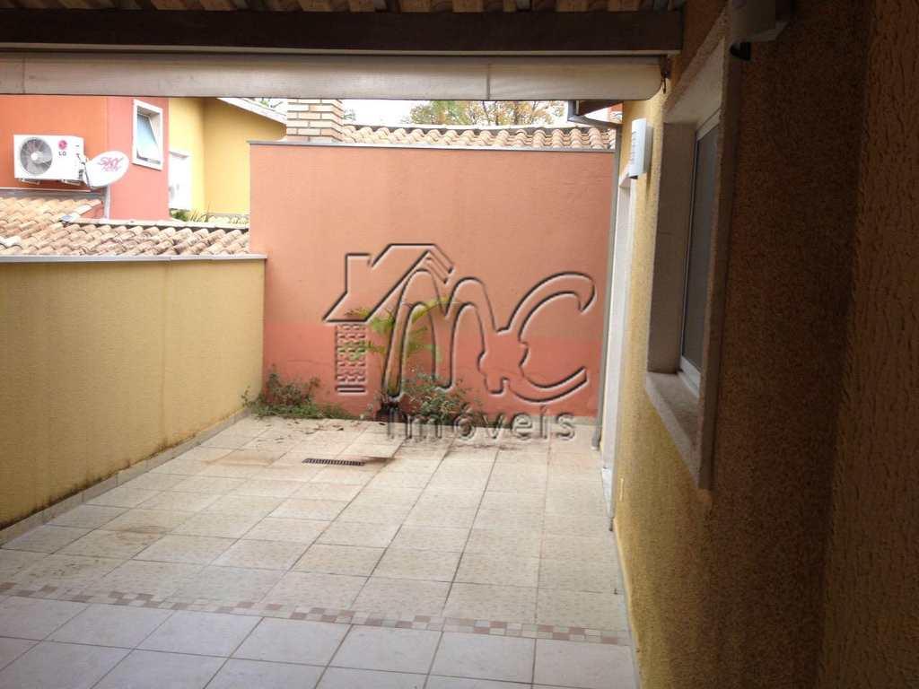Sobrado em Sorocaba, bairro Além Ponte