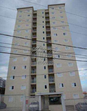 Apartamento em Sorocaba, bairro Jardim Europa