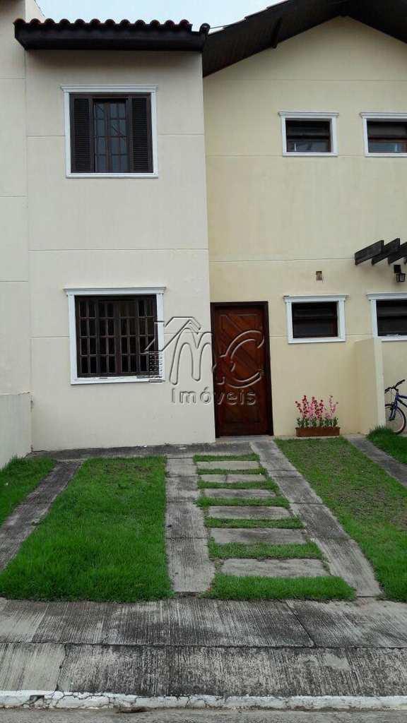 Sobrado em Sorocaba, bairro Jardim Santa Cecília