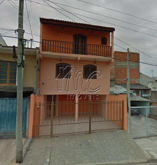 Sobrado em Sorocaba, bairro Jardim São Guilherme