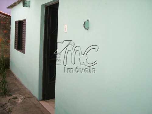 Casa, código CA7653 em Sorocaba, bairro Vila Barão