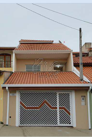 Sobrado em Sorocaba, bairro Jardim do Sol