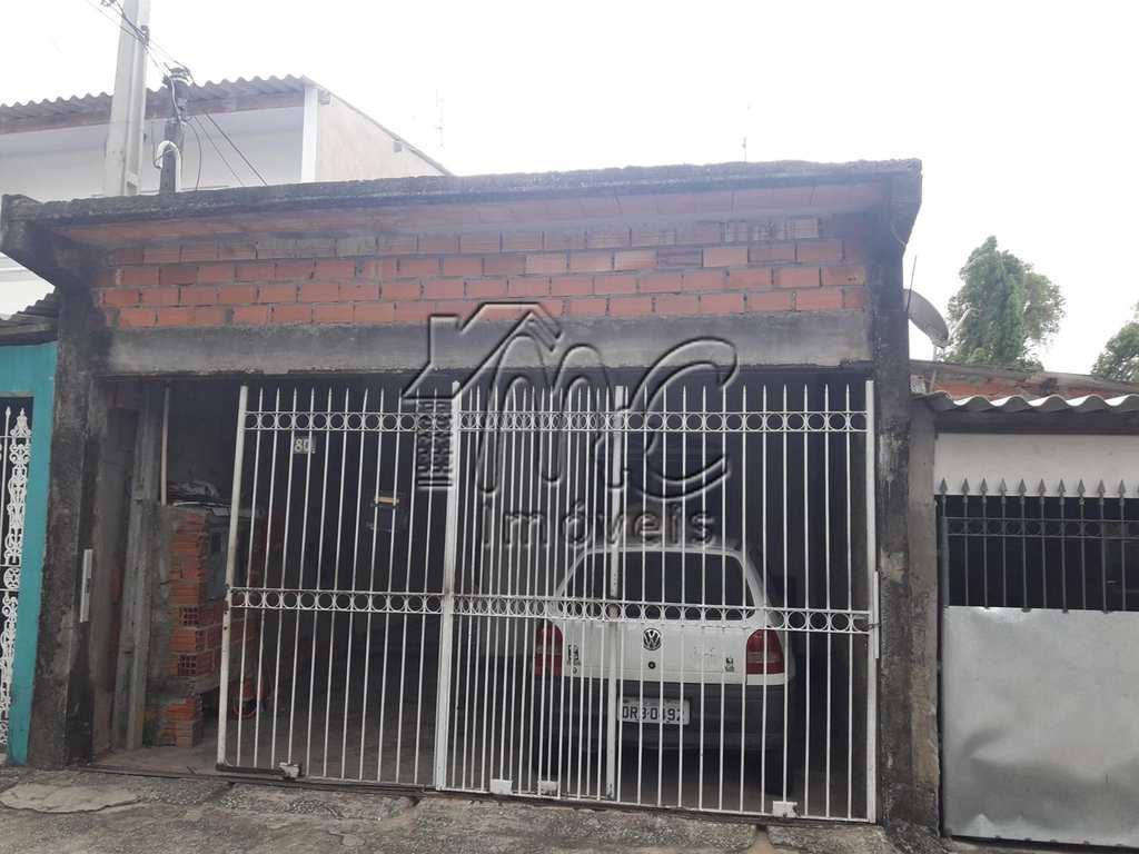 Casa em Sorocaba, bairro Jardim Santo André