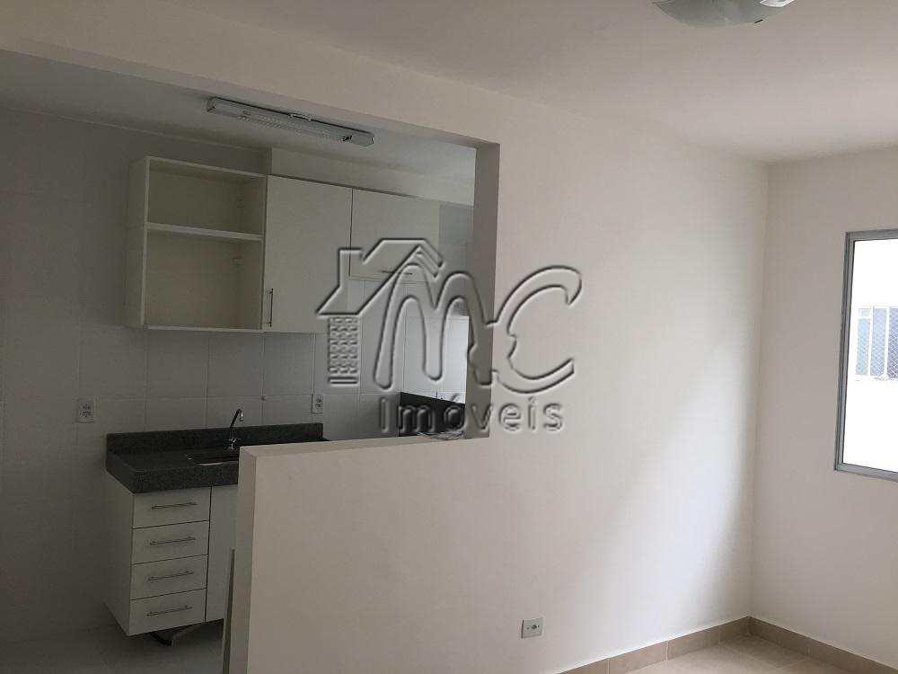 Apartamento em Sorocaba, bairro Bairro da Vossoroca