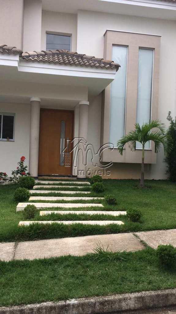 Sobrado de Condomínio em Sorocaba, no bairro Condominio Lago da Boa Vista