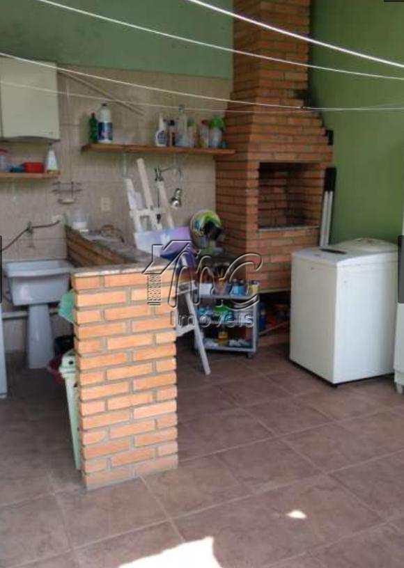 Sobrado em Sorocaba, bairro Jardim Pagliato