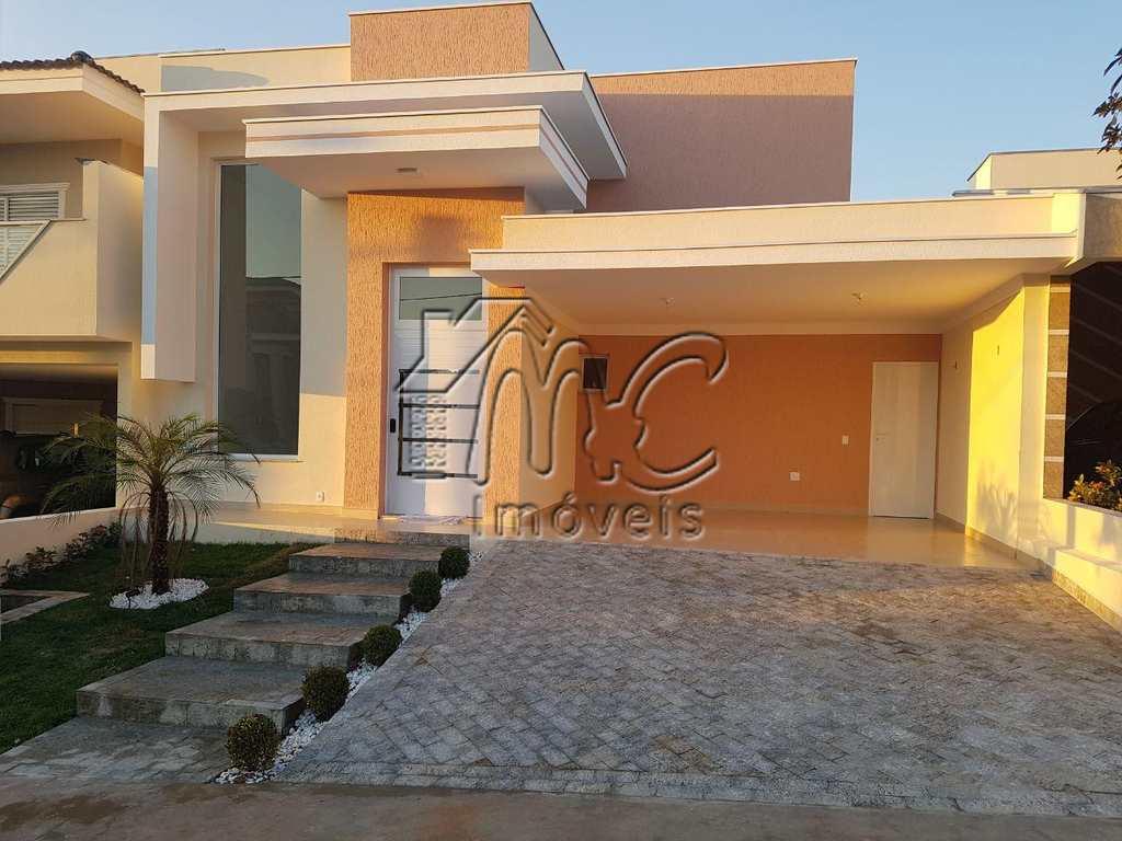 Casa em Sorocaba, bairro Ibiti Royal Park