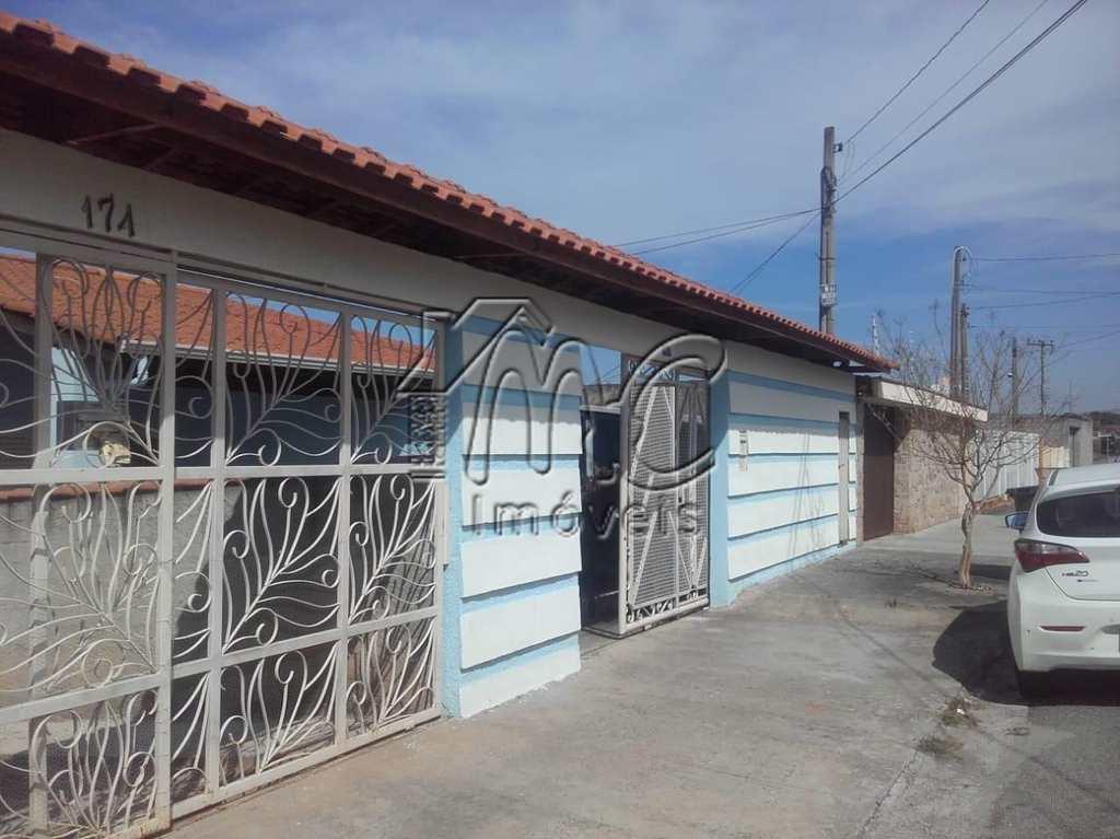 Casa em Sorocaba, bairro Jardim Zulmira