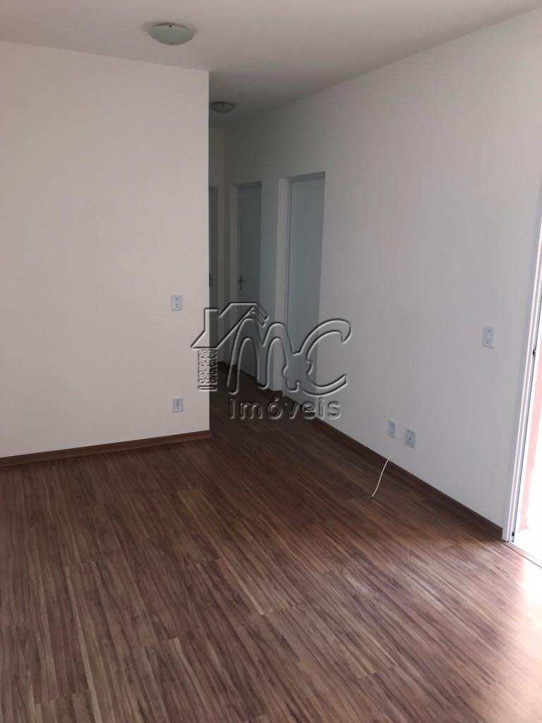 Apartamento em Sorocaba, bairro Vila Odim Antão