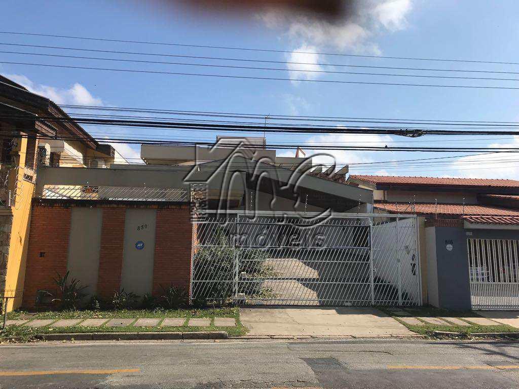 Sobrado em Sorocaba, bairro Jardim América
