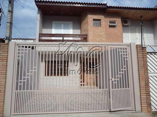 Sobrado de Vila, código SO7785 em Sorocaba, bairro Jardim Morumbi