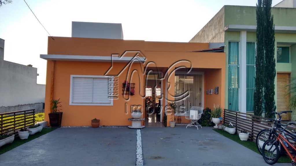 Casa em Sorocaba, bairro Horto Florestal